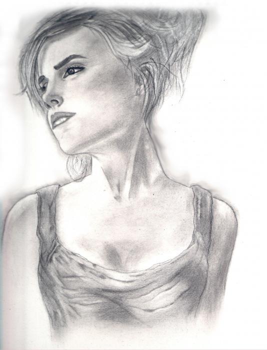 Emma Watson by Gerardo94